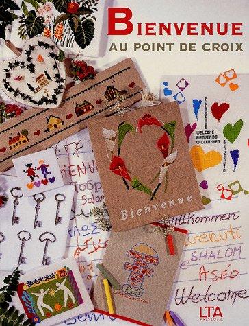 Bienvenue au point de croix par Françoise Luthier