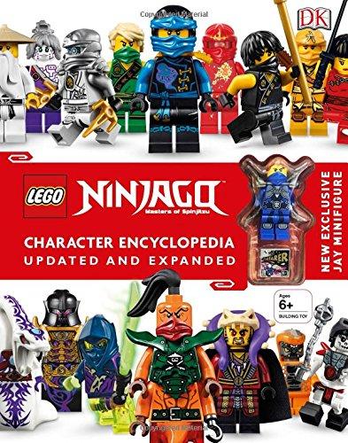 Lego Ninjago Character Encyclopedia par Claire Sipi