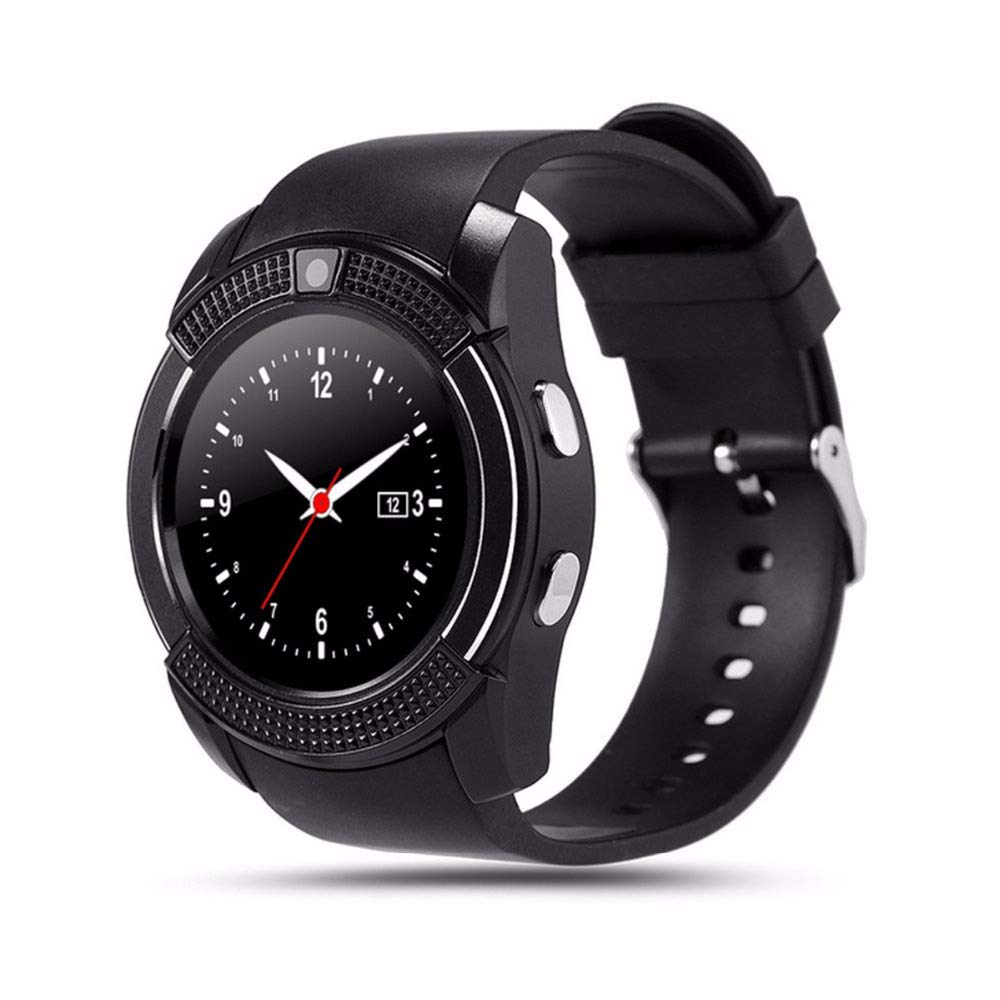 catshin SmartWatch ios android Wear con SIM Card Slot Cámara reloj Smart Watch podómetro Fitness Tracker Watch Pulsera… 1