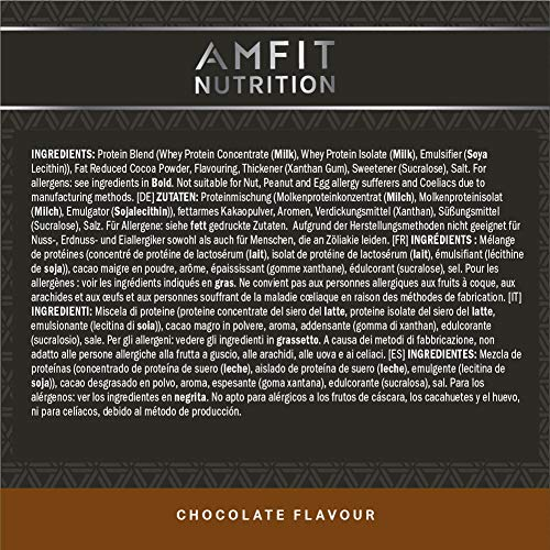 Amfit Nutrition Advanced Whey Protein 992 g - 3