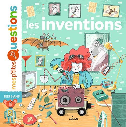 Les inventions par Pascale Hédelin