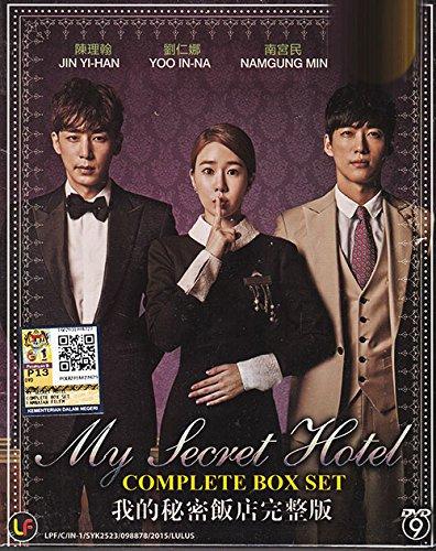 My Secret Hotel (Korean Drama w. English Sub. 3-DVD Version)