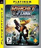 Ratchet & Clank Future: Tools of Destruction - Platinum (PS3)