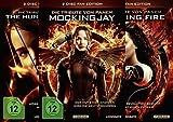 Die Tribute von Panem Teil 1+2+3 (The Hunger Games+Catching Fire+Mockingjay 1) * Fan Editionen * DVD Set