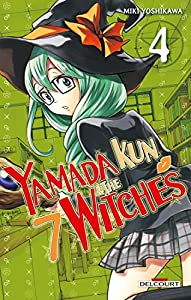 Yamada Kun & the 7 Witches Edition simple Tome 4