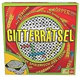 Goliath 70473 Gitterrätsel | Wortsuch-Spiel für die ganze Familie | Gesellschaftsspiel zum Lesen lernen | großer Spielspaß beim Wörter raten | für Kinder ab 7 Jahren
