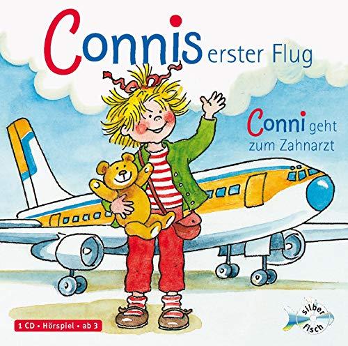 Connis erster Flug / Conni geht zum Zahnarzt, 1 Audio-CD (Meine Freundin Conni - ab 3)