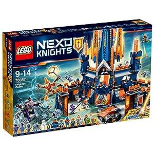 LEGO- Nexo Knights Castello di Knighton Costruzioni Piccole Gioco Bambina Giocattolo, Multicolore, 70357 5702015867788 LEGO