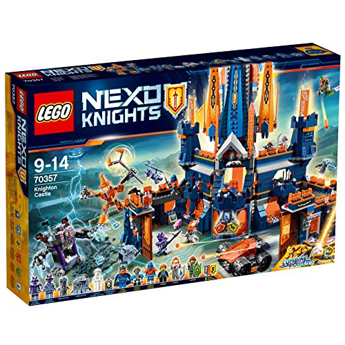 LEGO Nexo Knights - Castillo de Knighton