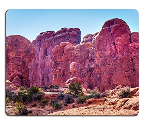 luxlady Gaming Mousepad Bild-ID: 23026948 März der Elefanten Garden of Eden Windows Abschnitt Arches National Park Moab Utah USA Southwest - Eden Elefant