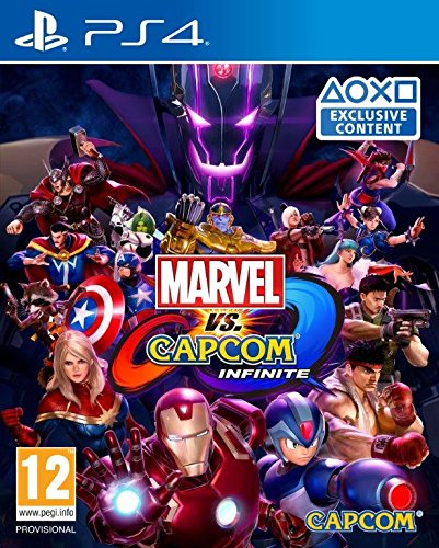 Marvel Vs. Capcom: Infinit