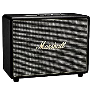 Marshall Woburn black 4090963 Multimedia-Lautsprecher (aktiv) schwarz