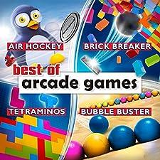 Bigben Interactive Best Of Arcade Games Básico PlayStation Vita vídeo - Juego (Básico, PlayStation Vita, Arcada, E (para todos), Eko Software, Descarga)