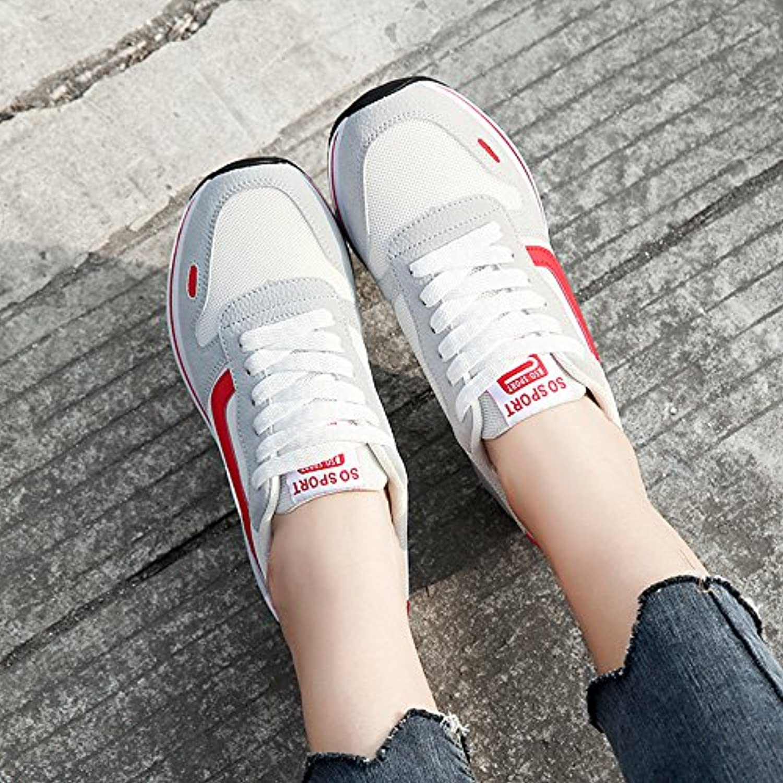 Hasag nuevos Zapatos Deportivos de Primavera Mujeres Zapatos para Correr Zapatos de Verano Zapatos Casuales, 40...