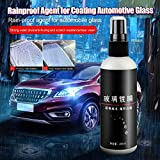 Loopunk Automotive Glass Coating Agent Rainproof Rain Mark Oil Film Remover Car Rearview Mirror