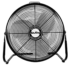 Air King 9214 14-Inch Pivoting Floor Fan by Air King