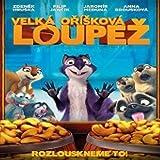 Locandina Velka oriskova loupez (The Nut Job) (Versione ceca)