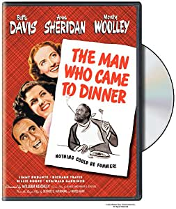 Man Who Came to Dinner [Import USA Zone 1]