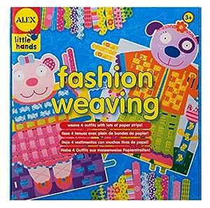 Alex toys little hands fashion weaving toys for Alex co amazon
