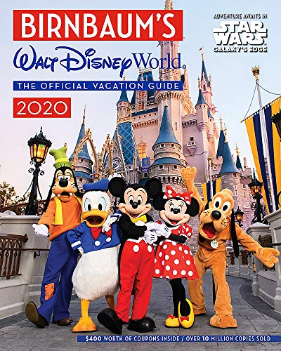 Birnbaum's 2020 Walt Disney World: The Official Guide (Birnbaum Guides)