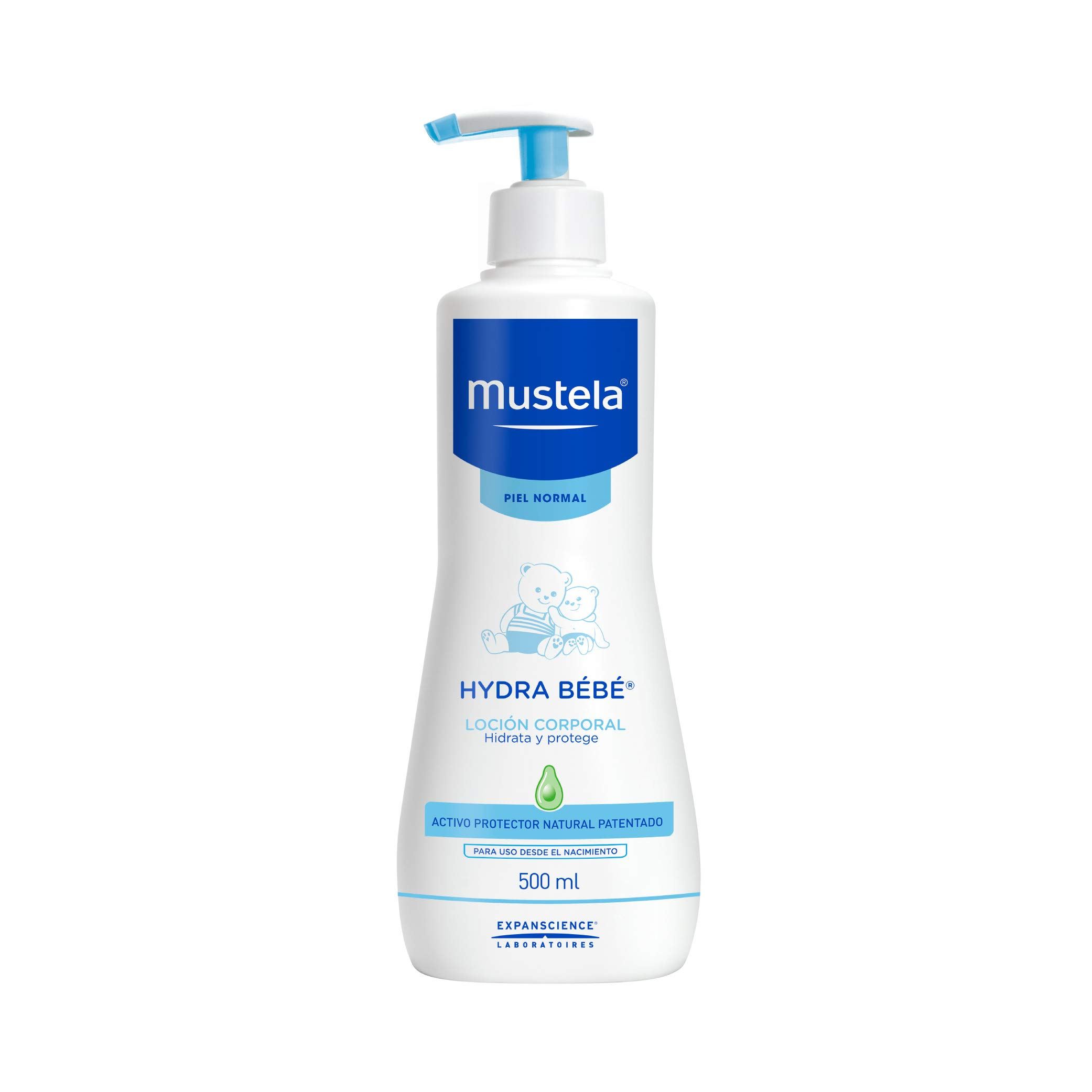 Mustela Hydra Bébé – Loción para cuerpo 500ml