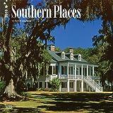 Southern Places - Plätze in den Südstaaten der USA 2018-18-Monatskalender mit freier TravelDays-App: Original BrownTrout-Kalender [Mehrsprachig] [Kalender] (Wall-Kalender)