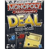 Monopoly Millionaire Deal Card Game