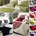 Just Contempo Baroque Duvet Cover Set_Parent - inexpensive UK light shop.
