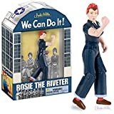 Rosie The Riveter Collectible Action Figure Image