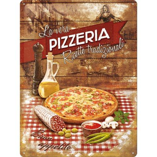 nostalgic-art-plaque-decorative-pizzeria-la-vera-30-x-40-cm