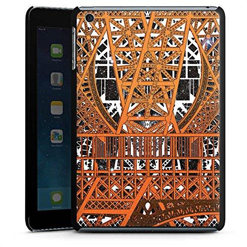 DeinDesign Apple iPad Mini 3 Hülle Schutz Hard Case Cover Paris Eiffelturm Muster (Ipad Mini 3 Cover Paris)