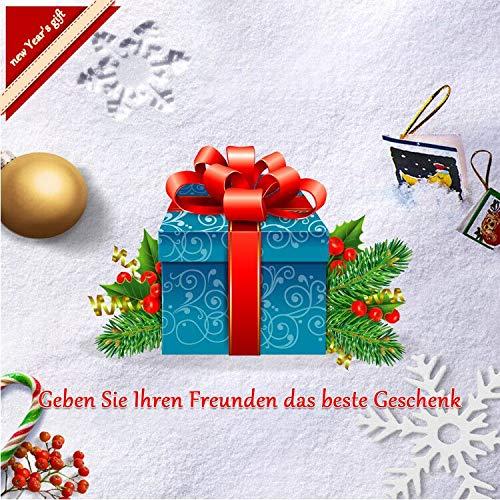 Neujahrsgeschenk 6er-Set (Angebot der letzten 3 Tage)