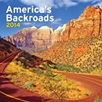 Perfect Timing - Avalanche 2014 America's Back roads Wall Calendar, 12 Month (Jan 2014- Dec 2014), 12 x 24 Inches opened (7001544) by Avalanche - America Del Wall Calendar