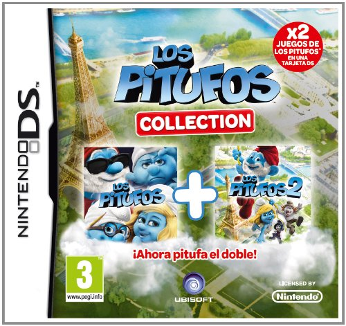 Pack: Los Pitufos 1 + 2