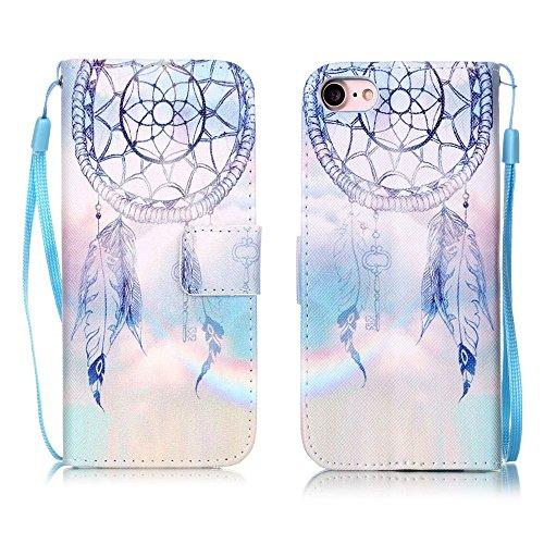 Apple iphone case XFAY HX-439 Portafoglio accessories elegante Bookstyle PU Pelle Case Cover Protettiva Flip Portafoglio Custodia Protezione Caso con Supporto di Stand / Carte Slot / Chiusura/ libro i colore-13