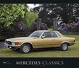 Mercedes-Classics 2018 - Oldtimer - Bildkalender (33,5 x 29) - Autokalender - Technikkalender - Fahrzeuge - ALPHA EDITION