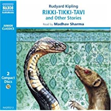 Rikki-Tikki-Tavi & Other S 2D (Junior Classics) by Rudyard Kipling (1995-07-01)