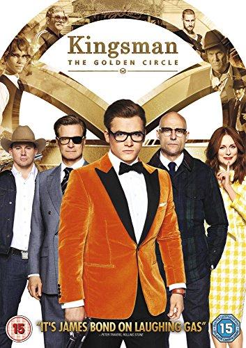Bild von Kingsman: The Golden Circle [DVD] [2017]