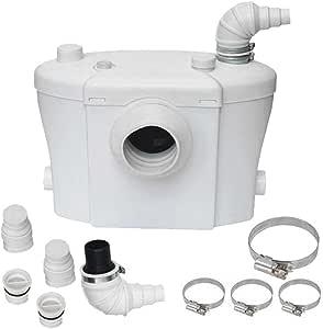 Broyeur Sanitaire Wc Plus Silencieux Avec Filtre Intégré