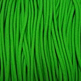 550 Paracord Seil Type III Commercial 7 faserig 30m / 100ft Neon Green