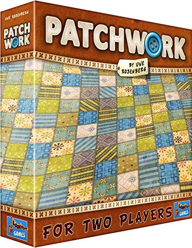 Mayfair Games MFG3505 - Brettspiel, Patchwork, Englisch