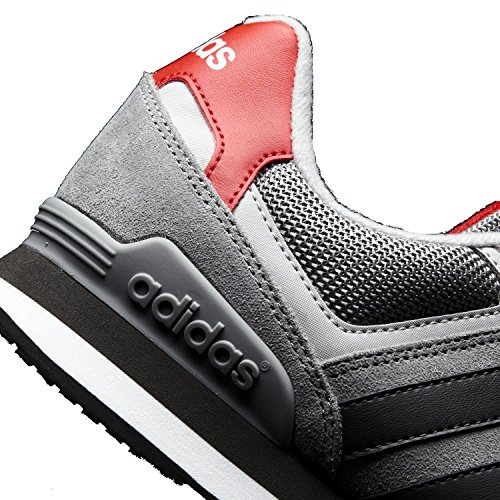 Q44pa Homme Neguti Gritre Adidas Chaussures Gridos 10k De Gris Fitness If6gyYb7v