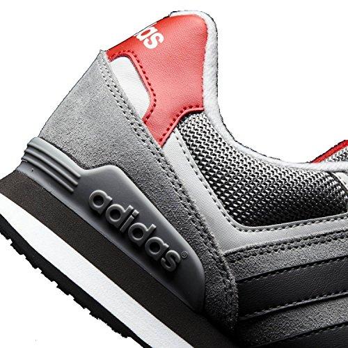 adidas 10k, Chaussures de sport homme Gris (Gritre / Neguti / Gridos)