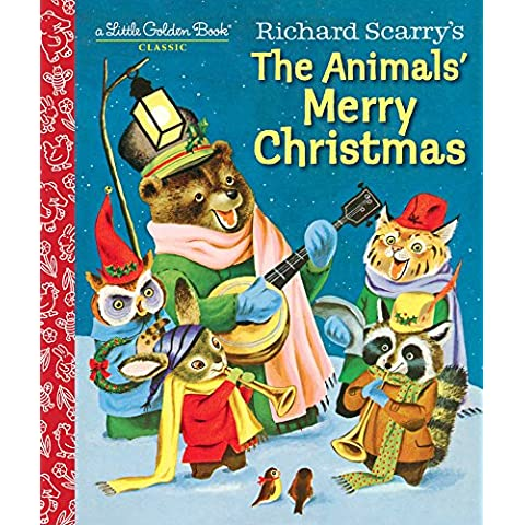 Richard Scarry's The Animals' Merry Christmas (Little