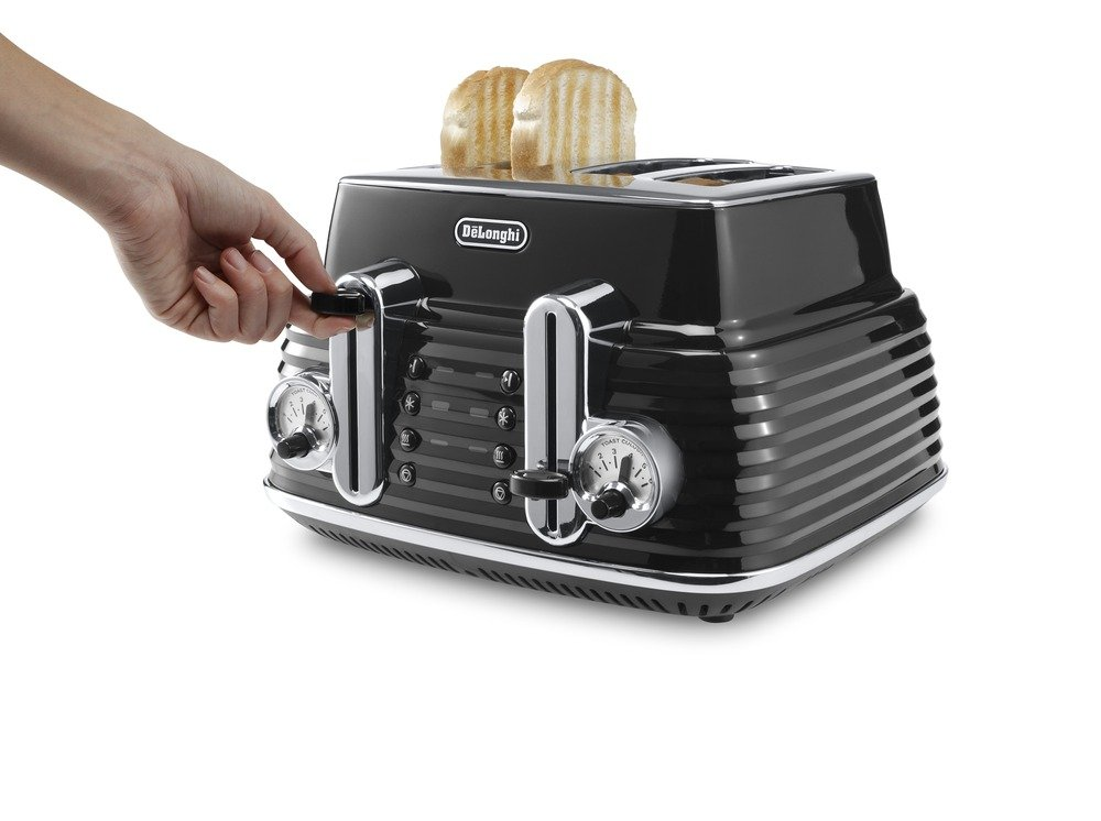 Delonghi Icona stylish 4 Slice Toaster