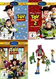 Toy Story 1 + 2 + 3 Special Collectionen | + einer Toy Story Figur