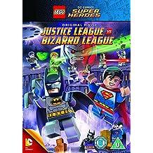 Viedeojuego para PC de la Liga de la Justicia, por Lego