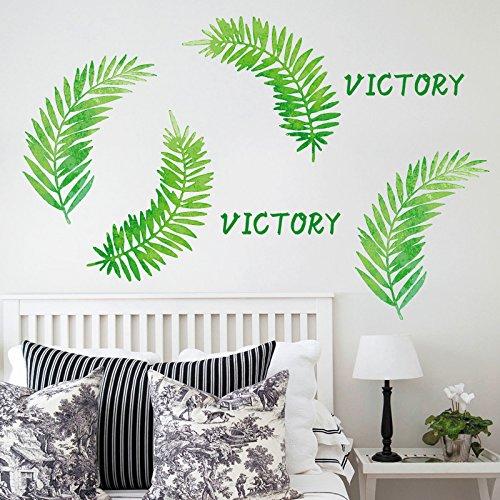 Wandbild ZOZOSO Tapeten-Sieg-Olivenbaum-Schlafzimmer-Wohnzimmer-Entfernbare Dekorative Tapete