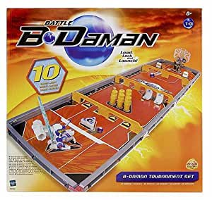 Hasbro - B-Daman Deluxe Tournament Set