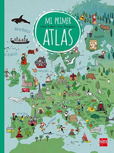 Mi primer atlas por Volker Präkelt
